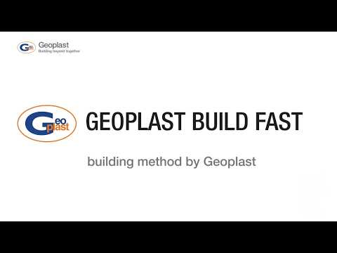 Geoplast Build Fast, building method (en)