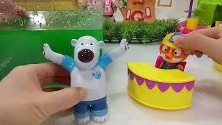 아기 인형 슬라임 베프 액체괴물 만들기 목욕놀이 수영놀이 뽀로로 장난감 Baby doll slime bathtime Slime Baff gooey bathtime toy