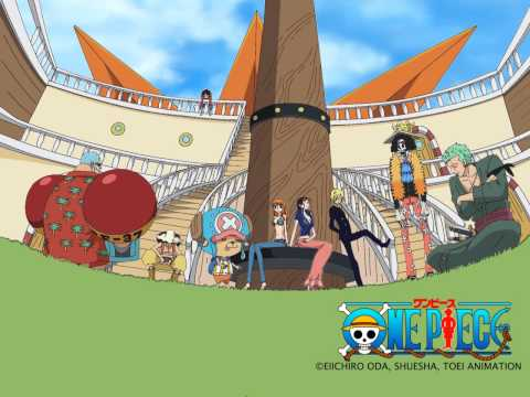 One Piece Harlem Shake