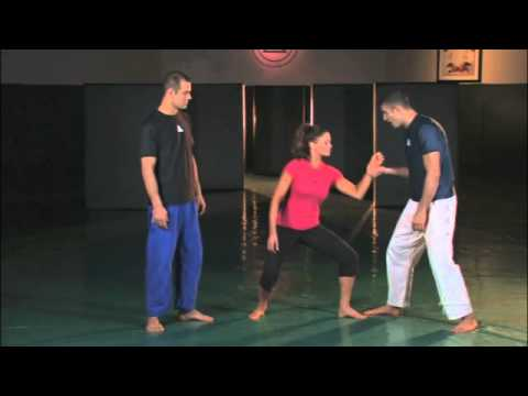 """Gracie Wrist Release - Variation 1 of 5"" (Women Empowered DVD Sample Clip)"