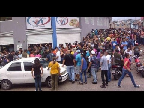 SHTF: PEOPLE IN VENEZUELA ARE EATING CATS, DOGS, PIGEONS TO SURVIVE. OPPOSITION ASSASSINATED.