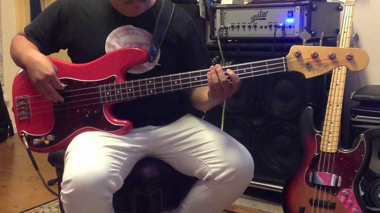 Pino Palladino Signature Bass Pino Palladino Bass®