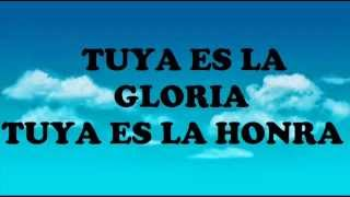 Tuya es la Gloria New Wine
