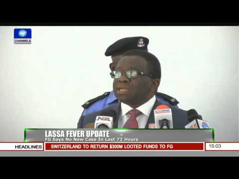 FG Says No New Cases In Last 72 Hours As Lassa Fever Death Toll Is Put At 41