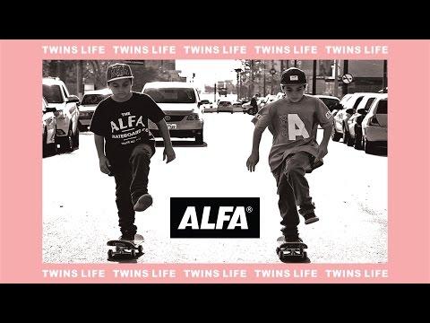 Twins Life - Alfa Skateboards