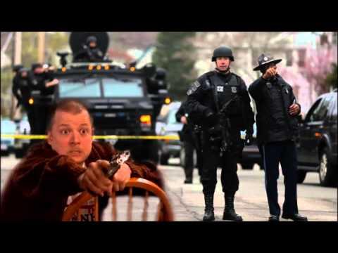 Opie & Anthony - Boston Bomber #2 Manhunt (Highlights)