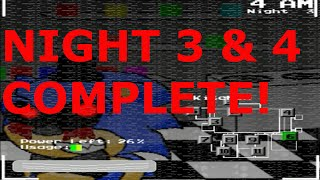 NO COMMENTARY Five Nights at Sonic