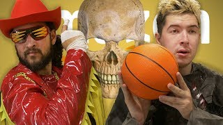 HALLOWEEN SPECIAL 2017 • AMAZON PRIME TIME