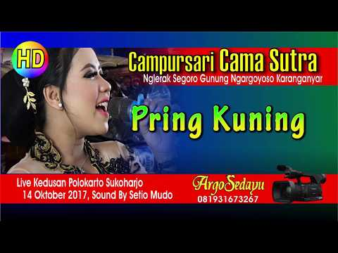 Campursari C4M4SUT HD PRING KUNING Sragenan Live Kedusan Polokarto