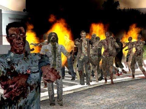 [ITA] GTA SAN ANDREAS tutorial+review of cleo mod zombie