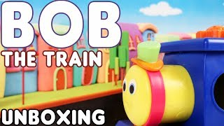 New Bob The Train Unboxing Video For Kids Children | Sort & Sound Train | Toys Unboxing For Kids