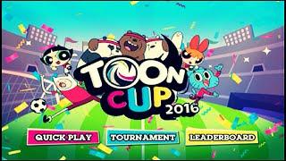 Toon Cup 2016 : VOU GANHA O TROFÉU =D
