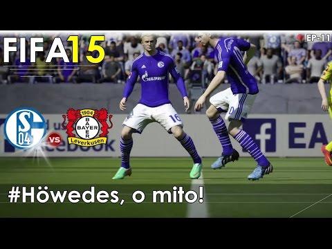 FIFA15 - T01EP12- HÖWEDES, O MITO! [XBOX-ONE] [PT-BR]