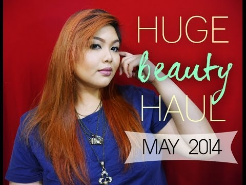 BIG Beauty Haul (Korean Cosmetics. Makeup Brushes and more MAKEUP!!!) - Bing Castro