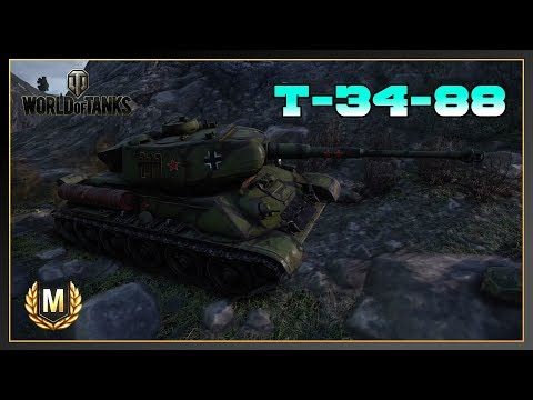World of Tanks // T-34-88 // Ace Tanker // Xbox One