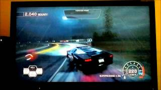 Need For Speed Hot Pursuit [HD] Multiplayer Interceptor - asbera Vs RAMBOPOWER8