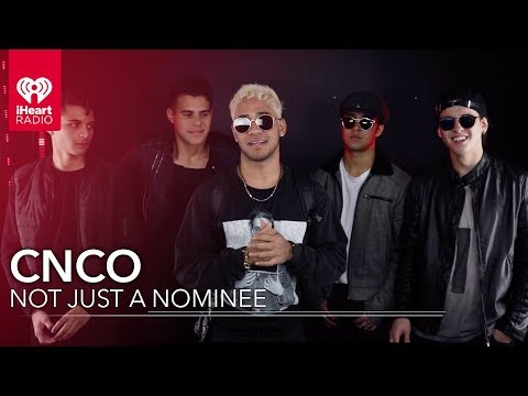 CNCO Aren't Just Nominees... | 2018 iHeartRadio Music Awards