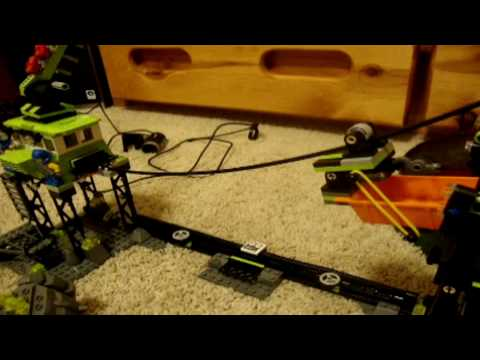 Lego Power Miners Underground Mining Station