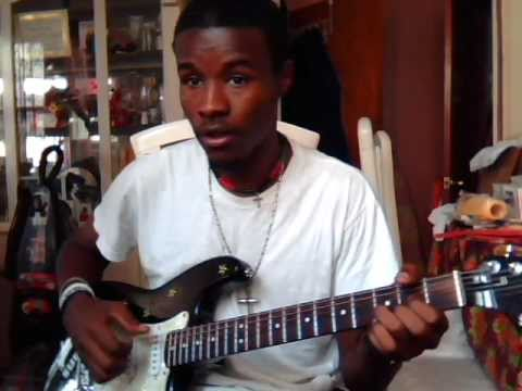 How To Play chasing After You By Tye Tribbett On Guitar video