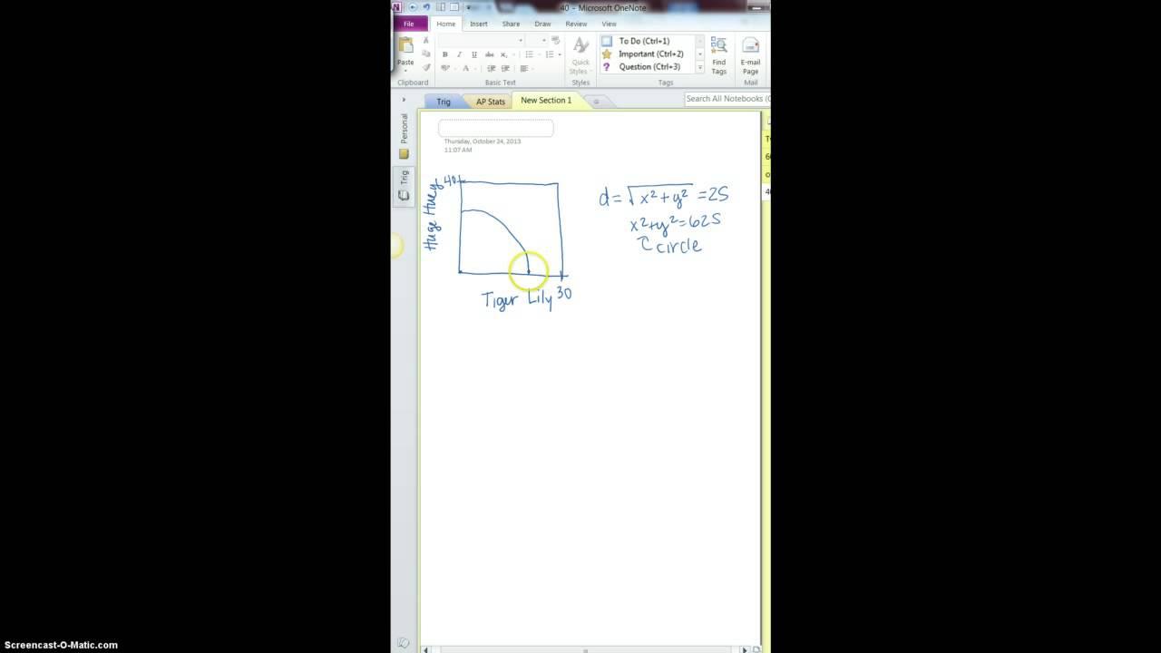 Geometric Probability Problems Geometric Probability Problems
