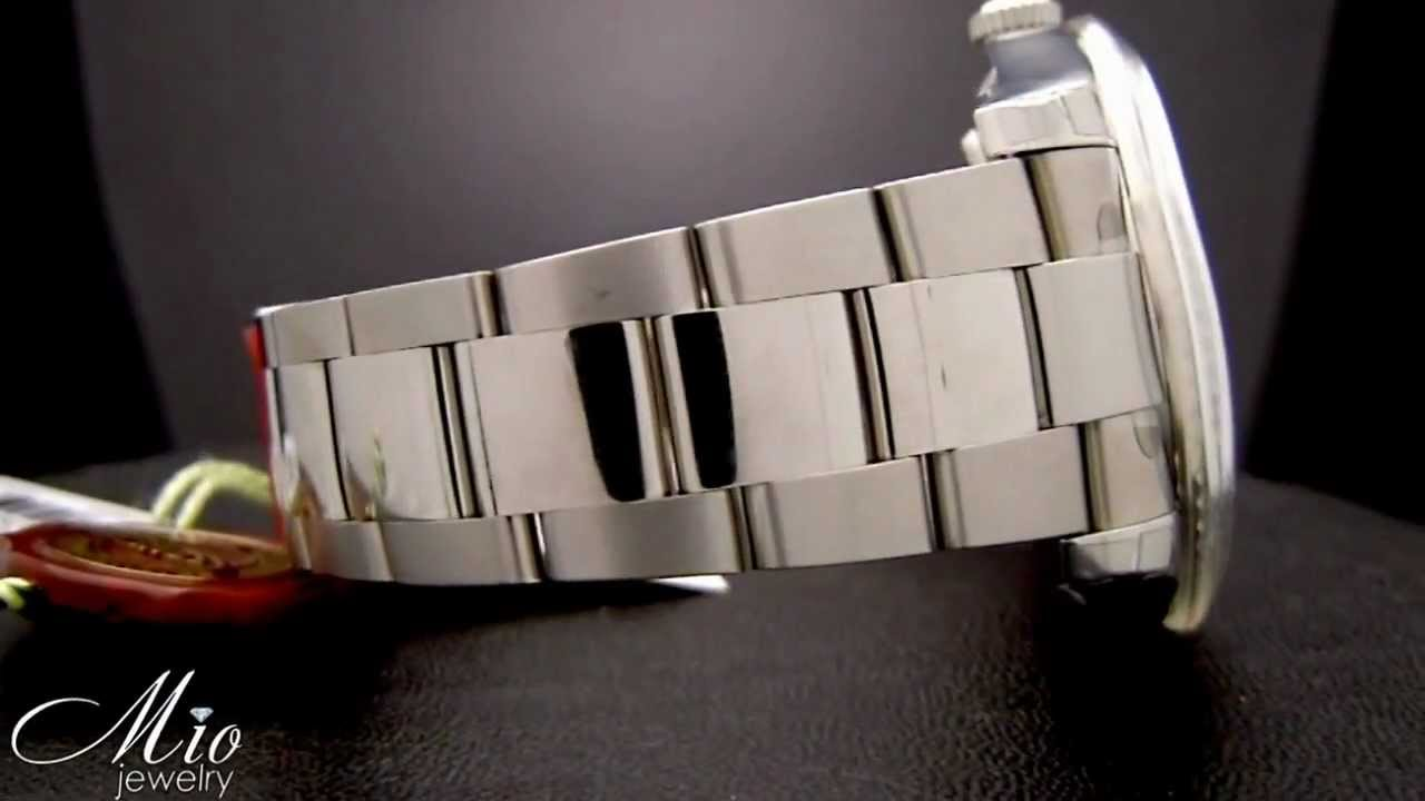 Oyster Bracelet Watch