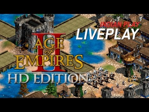 AGE OF EMPIRES II HD | LIVEPLAY