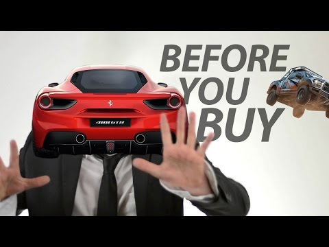 Forza Horizon 3 - Before You Buy
