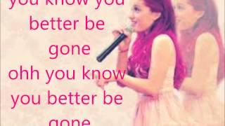 Watch Ariana Grande Suitcase video