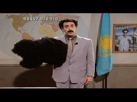 Borat - Comic Relief 2007