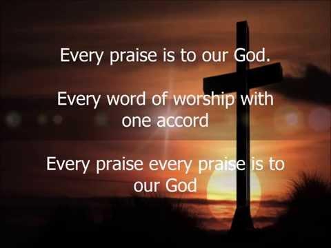 Every Praise by Hezekiah Walker With Lyrics