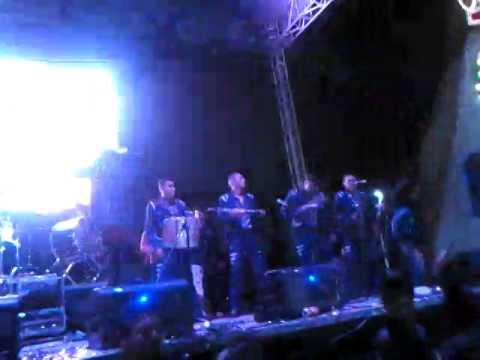 Banda Jerez concierto en Tula tepeji