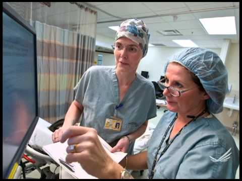 Nurses Shatter the Stereotype