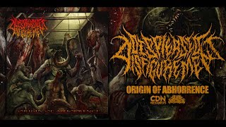 DISPLEASED DISFIGUREMENT - ORIGIN OF ABHORRENCE [OFFICIAL ALBUM STREAM] (2017) SW EXCLUSIVE