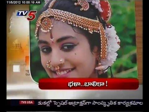 Sri Lasya Dance on Srivari steps  - TV5