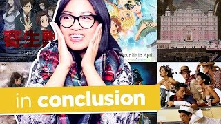 Binge-watching! | In Conclusion January 2015