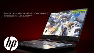 OMEN 15-dc1005na with NVIDIA GeForce RTX 2060 | Gaming Laptop | HP