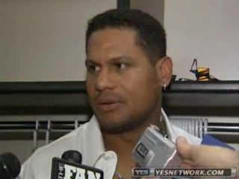 Bobby Abreu Interview 8/8/07