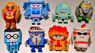 Transformers Bot Bots Single Mystery Surprise New Robots in Disguise Energon Hits Everyday Objects