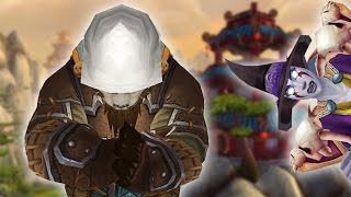 Stalking a RolePlayer in WoW