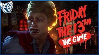download lagu Český Gameplay  Friday The 13th: The Game #29 gratis