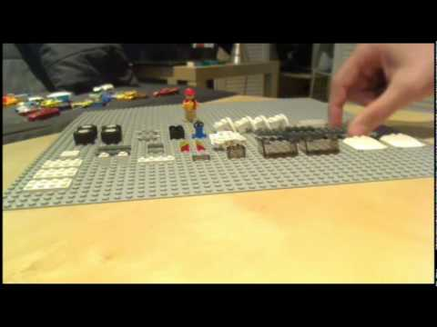 How to Build a LEGO City SUV