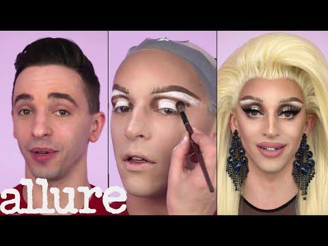 Miz Cracker's Drag Transformation Tutorial | Allure