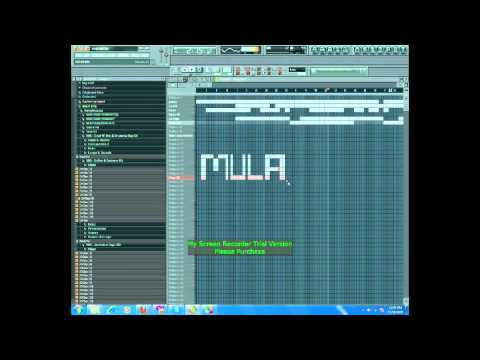 Gyptian Hold Yuh Instrumental Remake By Mulabisc Fl Studio{tutorial} video