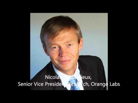 Nicolas Demassieux (Orange Labs) on 5G and 5G PPP