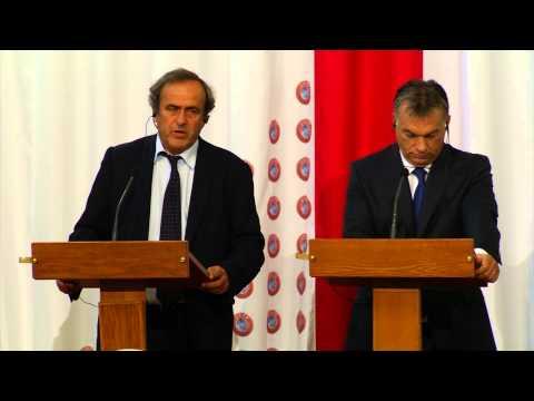 EURO-2020 - Az MLSZ pályázik az egyik Eb-helyszínre