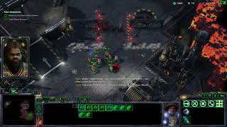 StarCraft 2: Wings of Liberty 3 Player Campaign - 17 Breakout