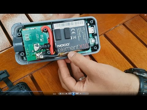 Inside Noco GB40 Battery Booster Jump Starter Review