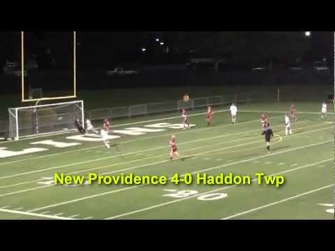 New Providence High School 4-0 Haddon Township - Girls Varsity Soccer - NJ State Championship Final