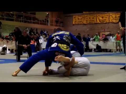 2011 Arizona BJJ State Championship Caio Terra vs Osvaldo Augusto FIGHT FOR GOLD!!!