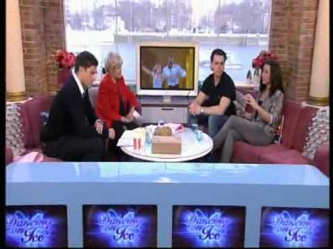 Hayley Tamaddon & Ray Quinn on This Morning 25.2.11.avi